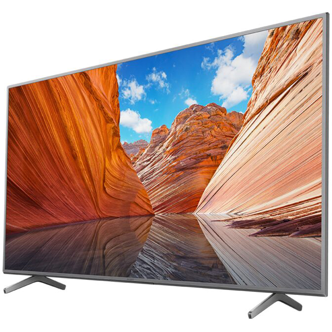 Android Tivi Sony 4K 55 inch KD-55X80J/S Mới 2021