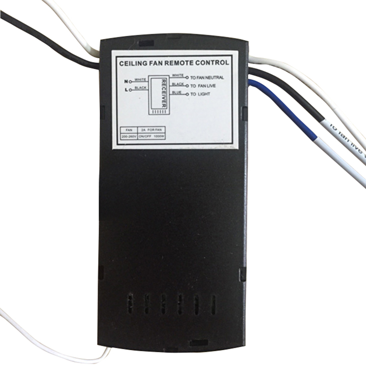 Bộ điều khiển quạt trần có đèn cao cấp STGD1