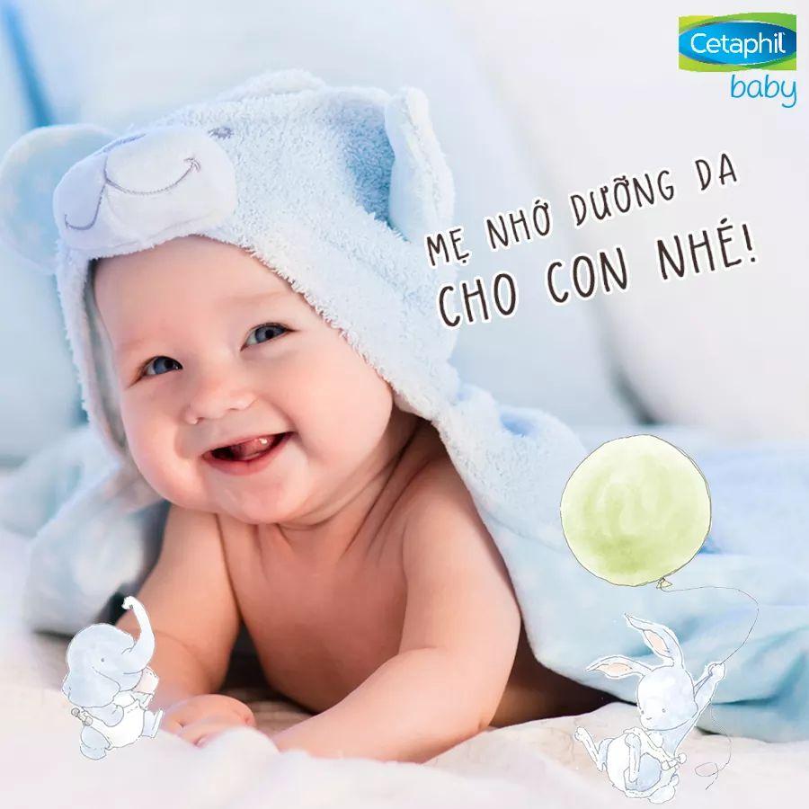 Cetaphil Baby Daily Lotion with Organic Calendula – Sữa dưỡng da Cetaphil cho bé ( 400ml )