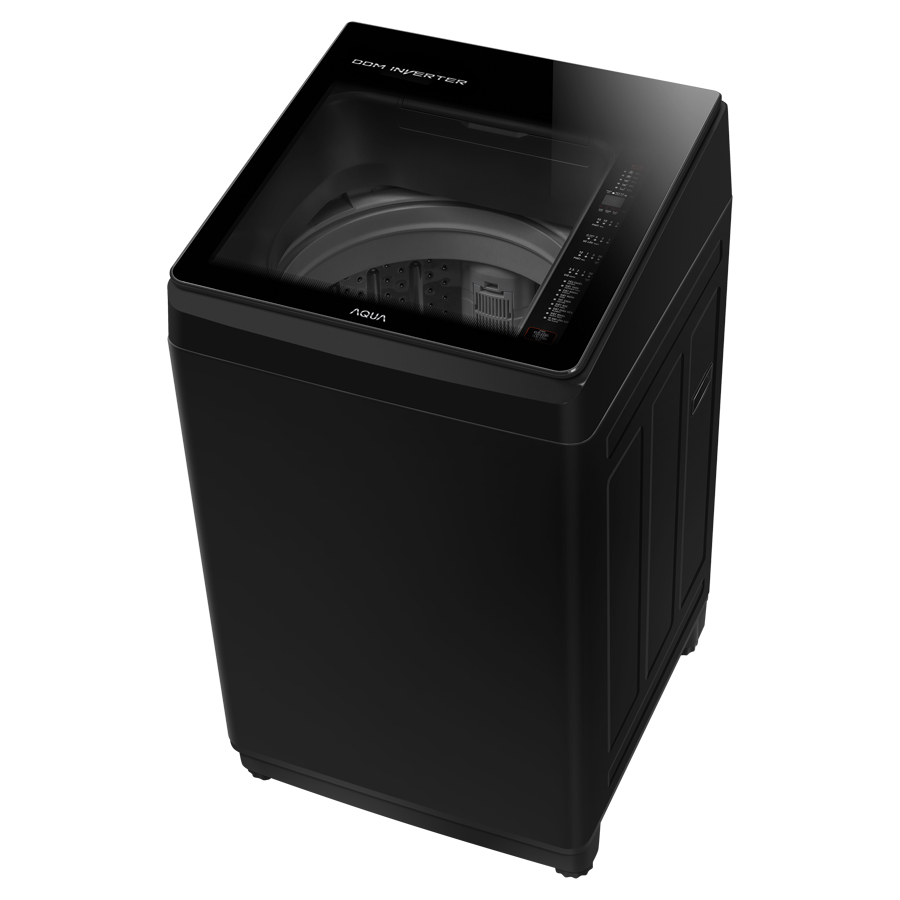 Máy Giặt Cửa Trên Inverter Aqua AQW-D90CT-BK (9kg) - Hàng Chính Hãng
