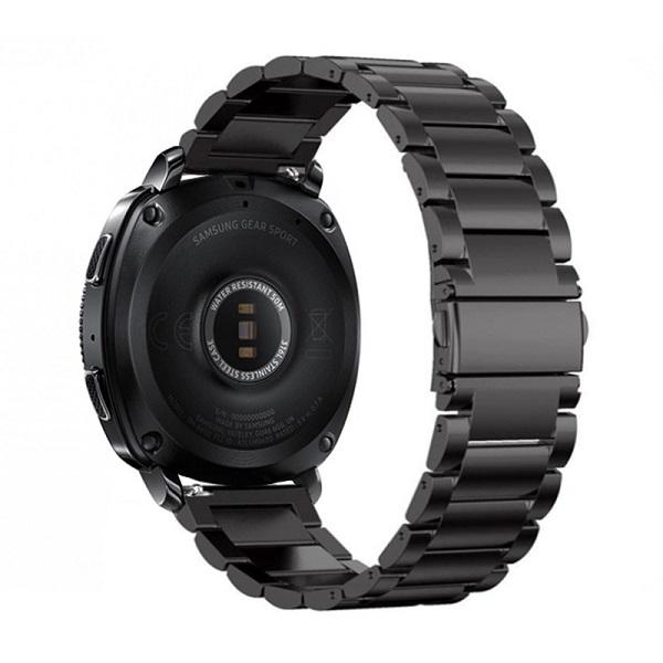 Dây Thép Đen cho Galaxy Watch 42 (Size 20mm)