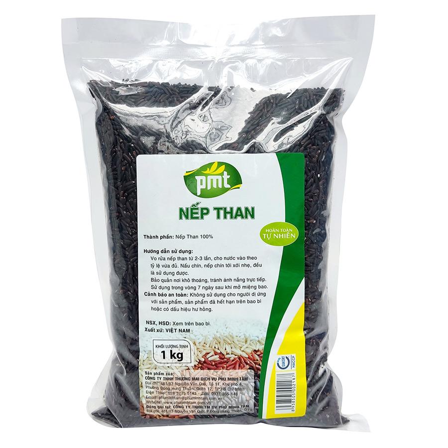 Nếp Than Phú Minh Tâm (1kg)
