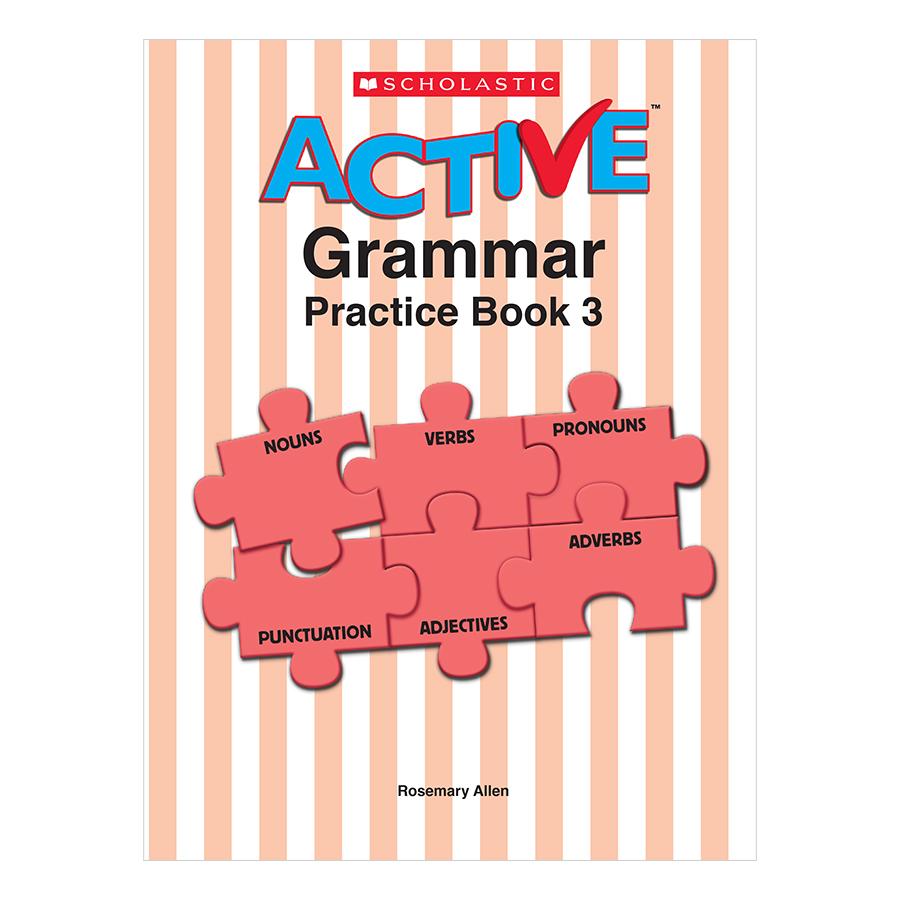 Active Grammar Practice Book 3