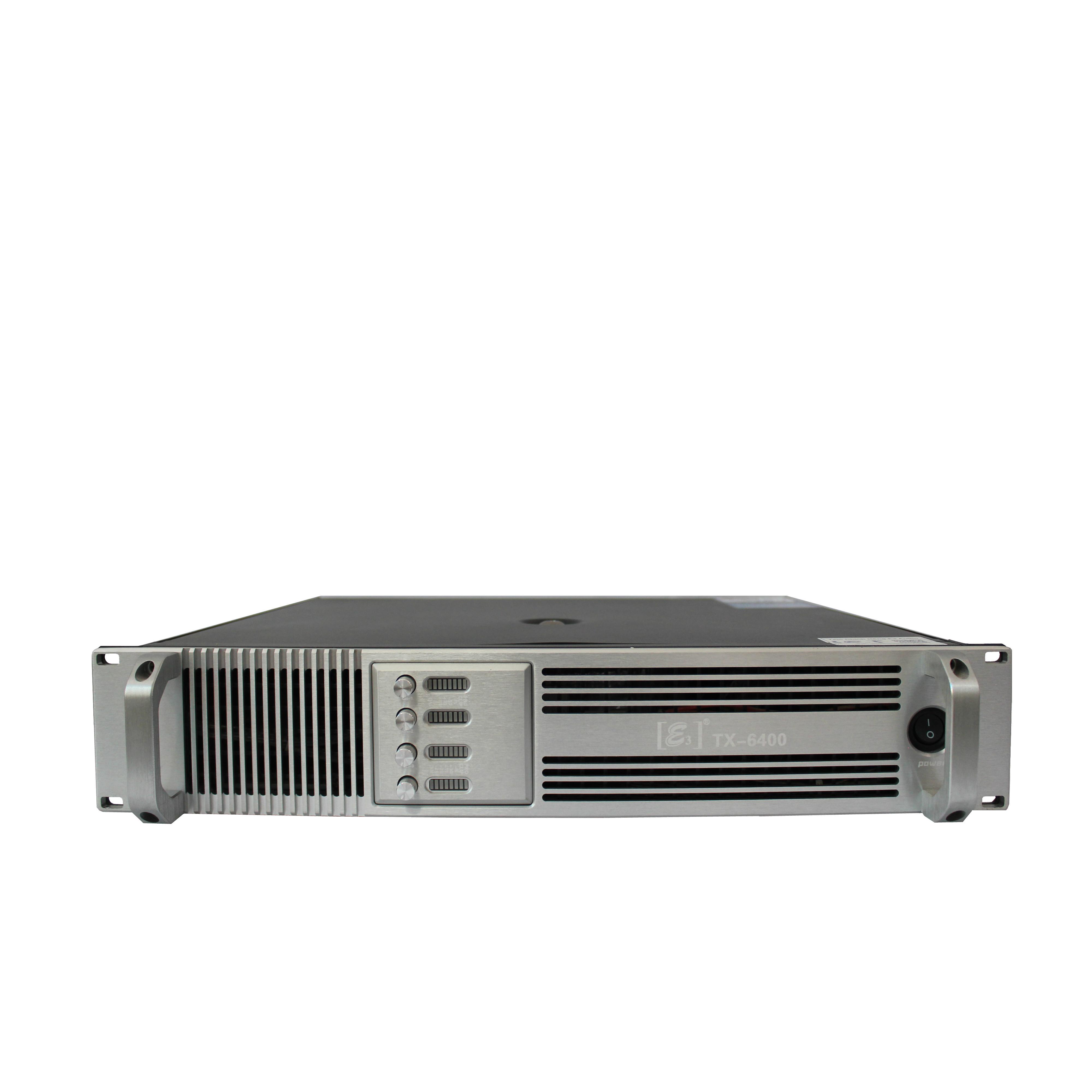 E3 TX6400 pro ( hàng chính hãng) Main 4 Kênh Chất Lượng Chuẩn Đức