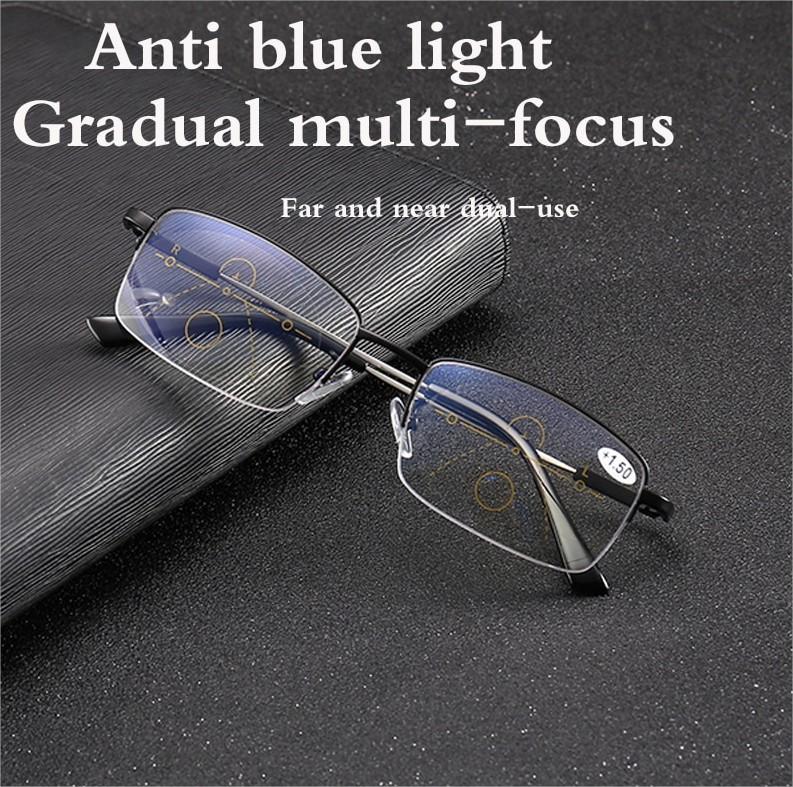 Gọng kính thay mắt cận viễn loạn siêu dẻo uốn cong chống gãy mắt cực sáng và trong cao cấp  có kèm mắt viễn sẵn độ theo nhu cầu PKTM_6731