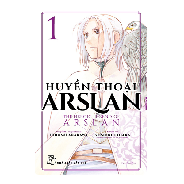Huyền thoại Arslan - Tập 1
