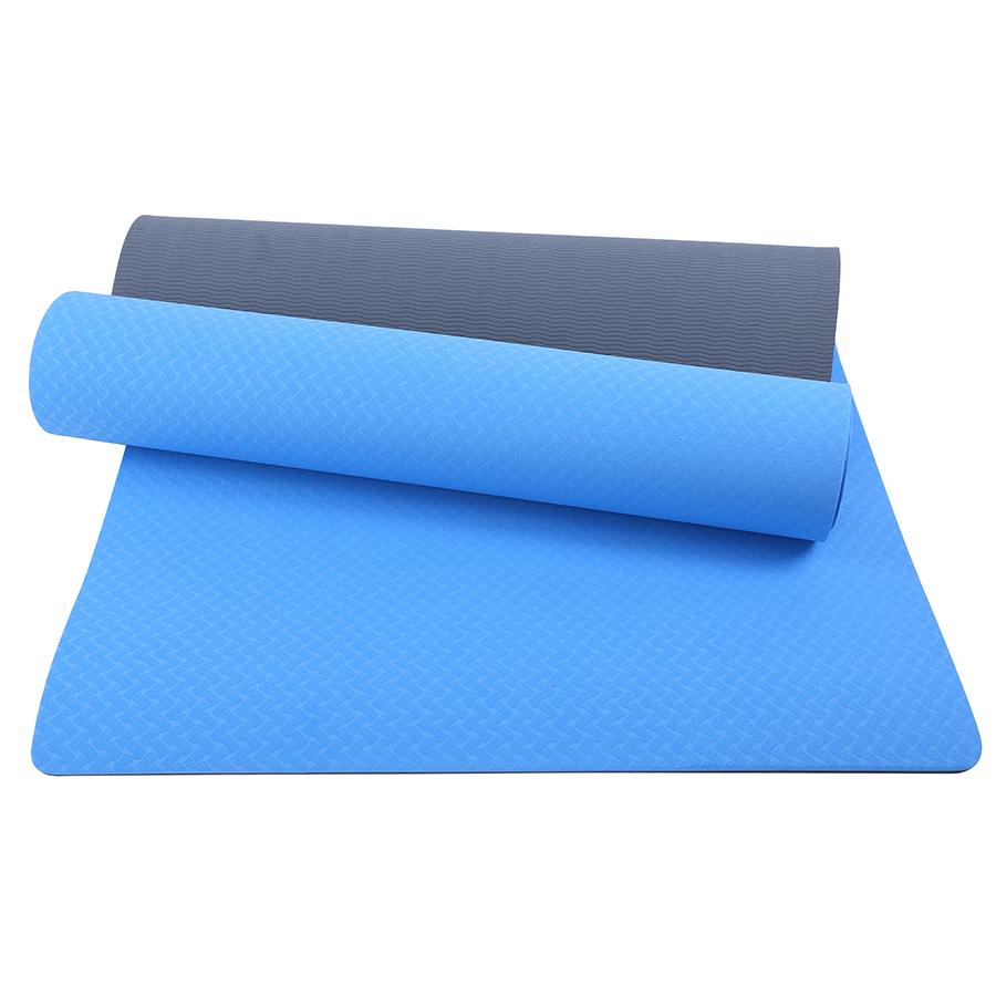 Thảm tập Yoga Eco TPE 2 lớp 8mm - 7759860793869,62_7191525,499000,tiki.vn,Tham-tap-Yoga-Eco-TPE-2-lop-8mm-62_7191525,Thảm tập Yoga Eco TPE 2 lớp 8mm