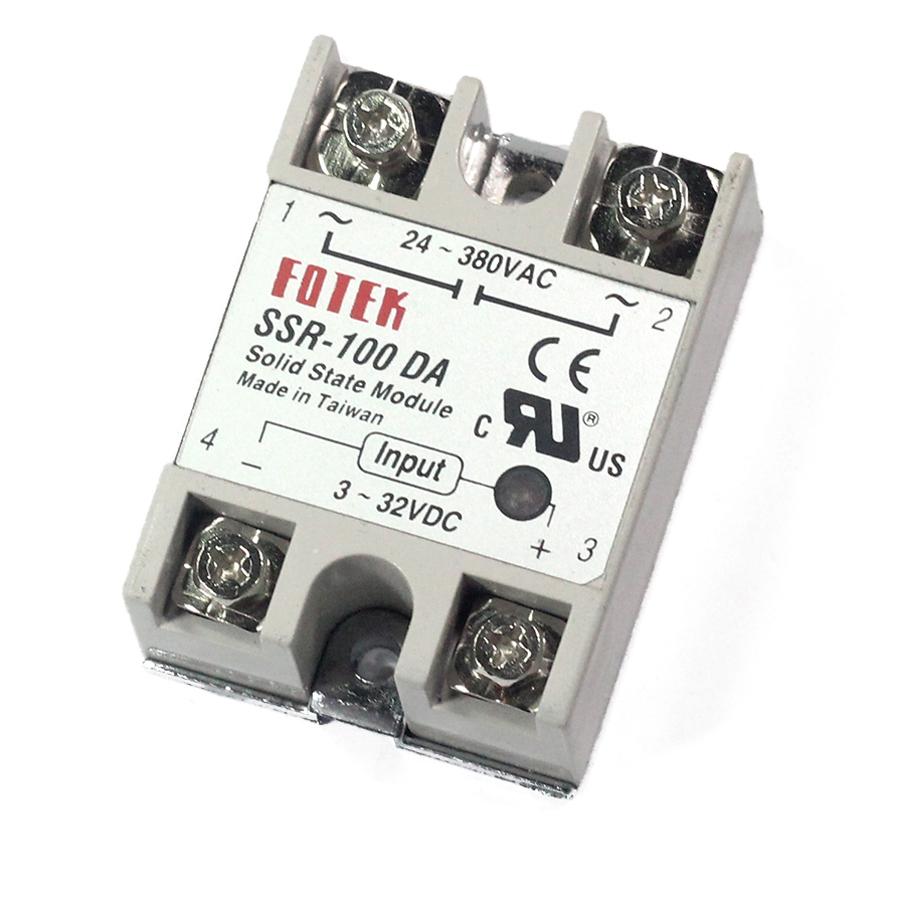 Relay bán dẫn fotek SSR-100 DA