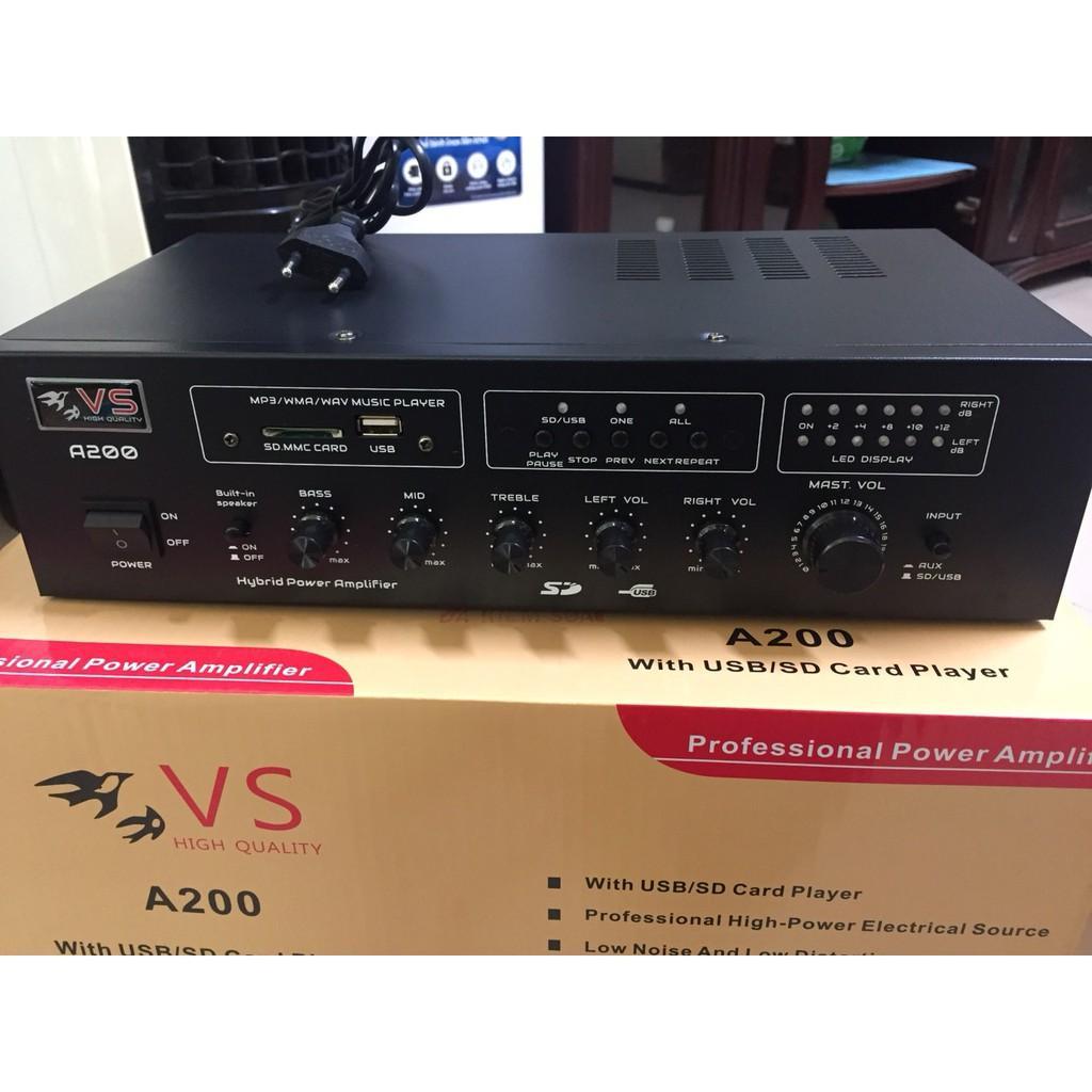 AMPLY VS A200