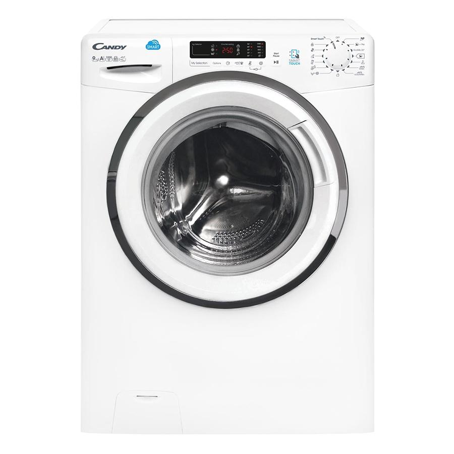 Máy Giặt Cửa Trước Candy HCS 1282D3Q1-S 8kg - Hàng Chính Hãng
