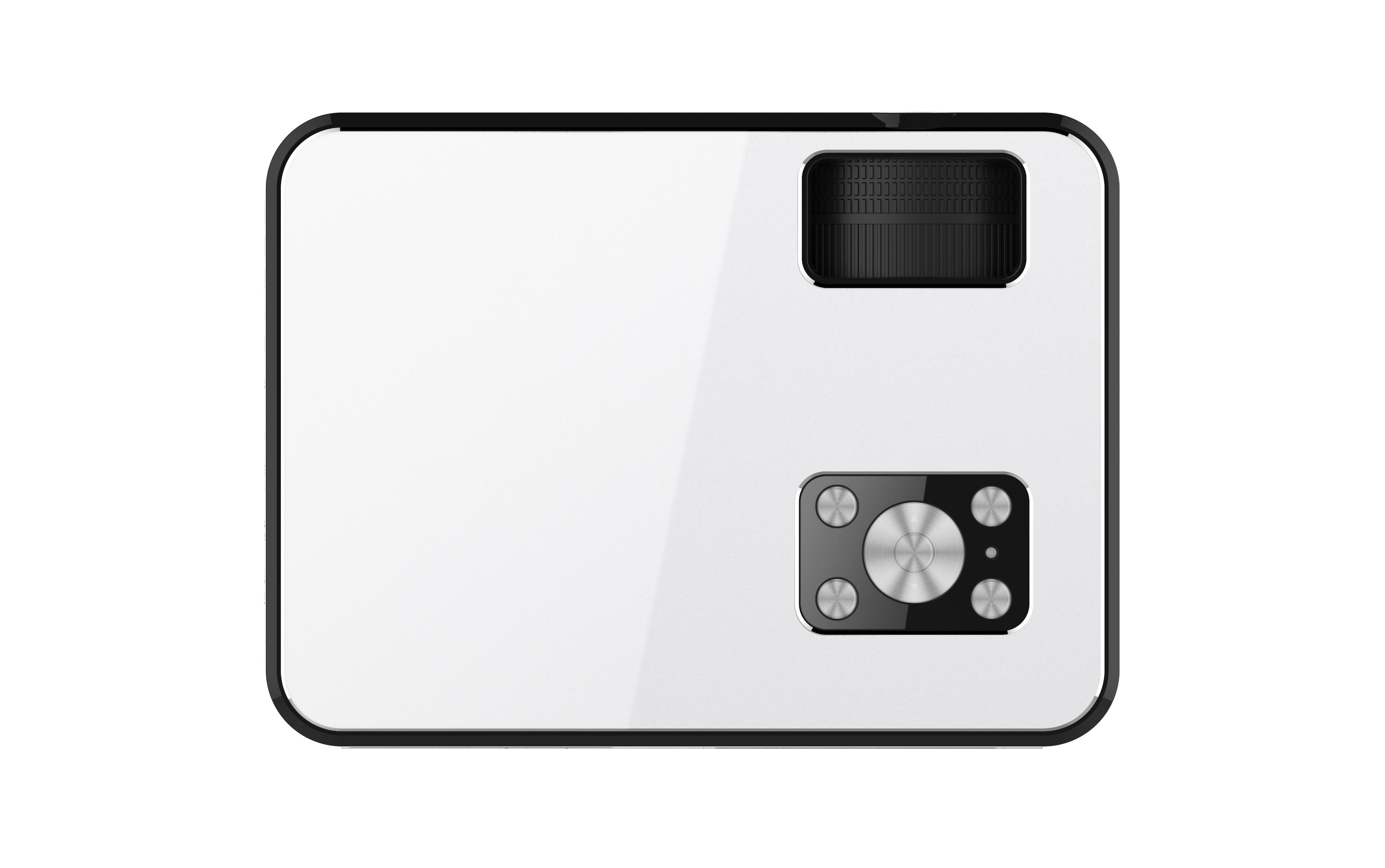 Máy chiếu  Android 6.0 projector Cheerlux C9  kết nối WIFI, Bluetooth, kết nối không dây với điện thoại, điều chỉnh vuông hình keystone 4 chiều, xem nét 100 inch. Hàng chính hãng.
