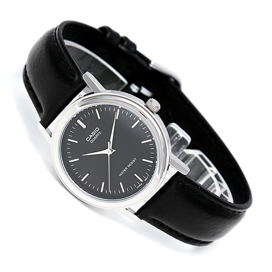 Đồng hồ nam dây da Casio MTP-1095E-1ADF