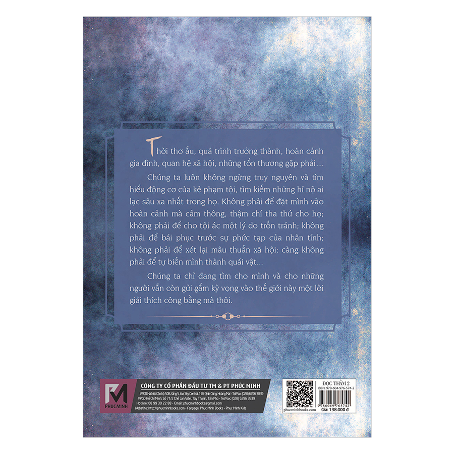 Đọc Thầm - Tập 2 (Tặng Kèm 1 Postcard)