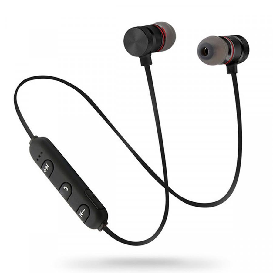 Tai nghe Bluetooth 4.1 tích hợp nam châm có mic đàm thoại - Hàng Chính Hãng