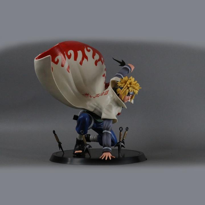 Mô hình Minato Namikaze Hokage đệ Tứ trong Naruto