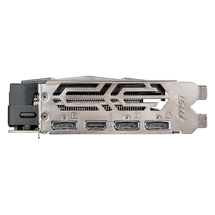 Card Màn Hình VGA MSI GTX 1660 Ti GAMING 6GB GDDR6 192 Bit 2 Fan DisplayPort HDMI - Hàng Chính Hãng