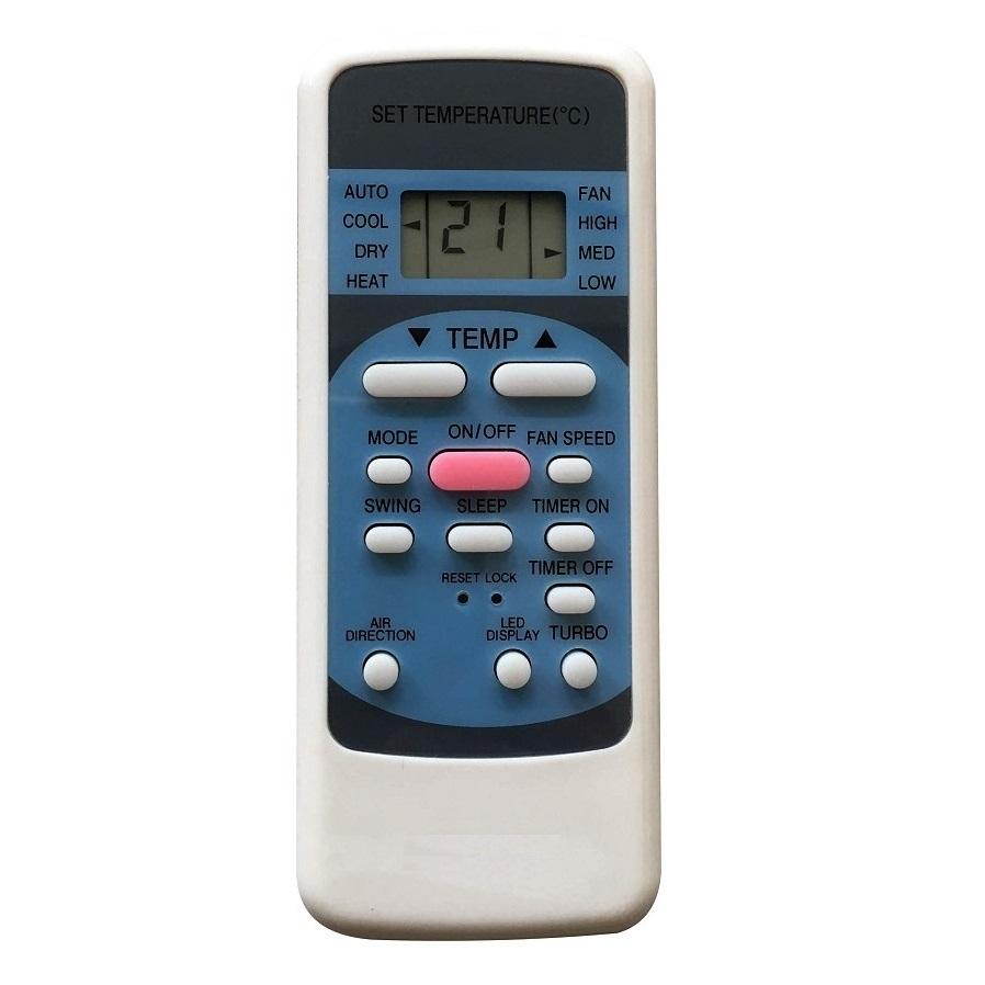 Remote Điều Khiển Cho Máy Lạnh, Máy Điều Hòa TOSHIBA R51ME