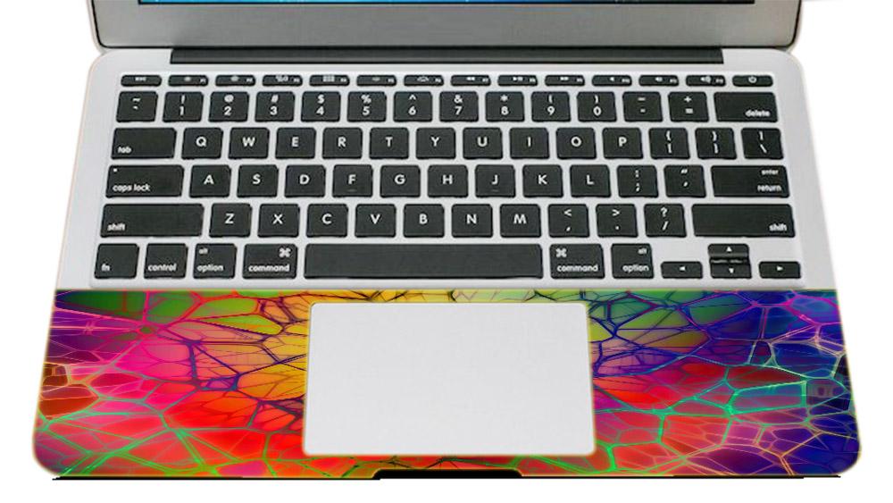 Miếng Dán Trang Trí Laptop Hoa Văn LTHV -  271