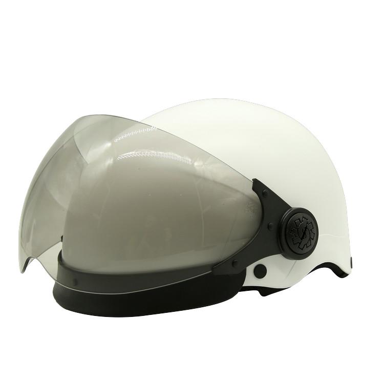 Mũ bảo hiểm có kính chính hãng NÓN SƠN K-TR-002