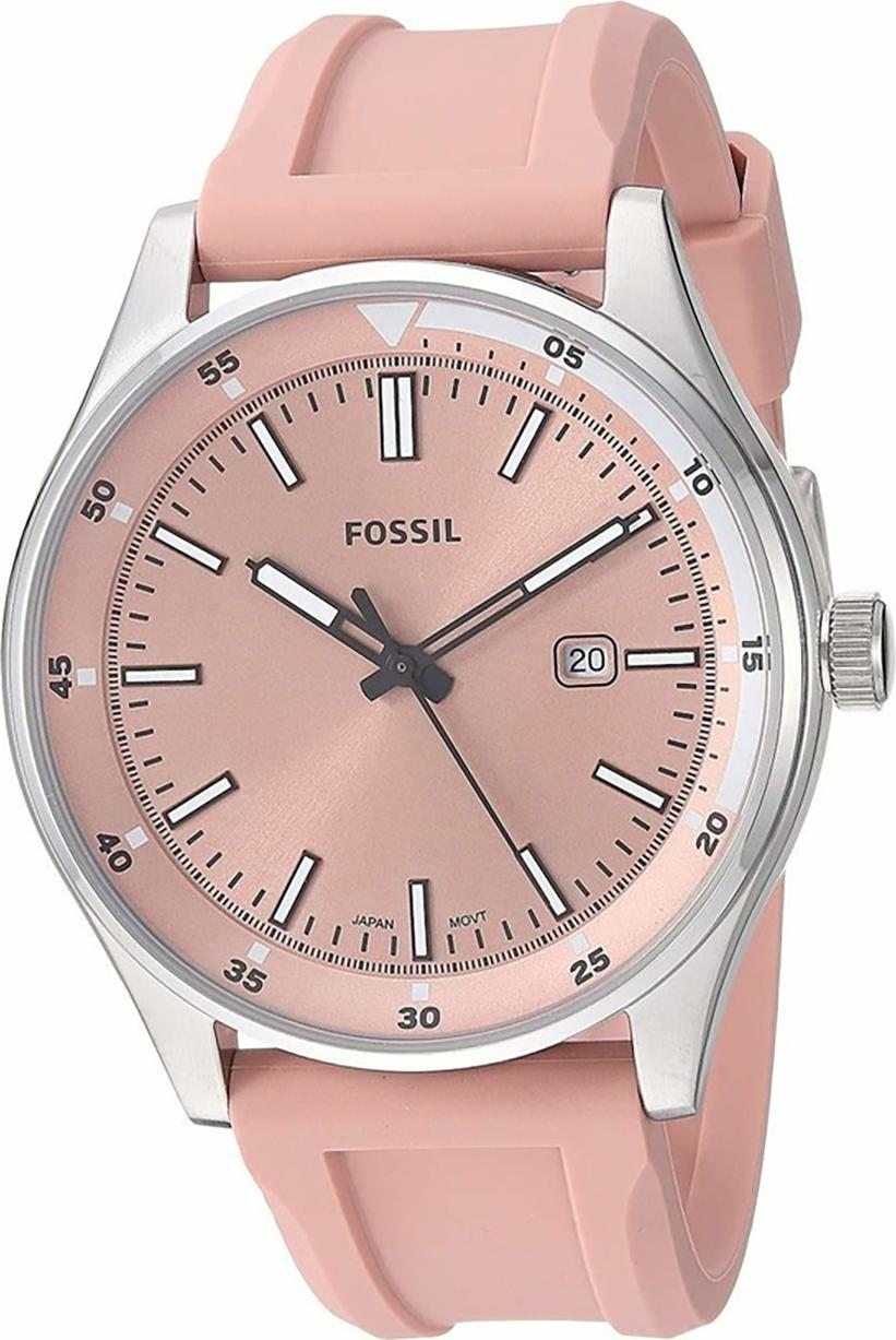 Đồng hồ Nam Fossil dây silicone FS5538