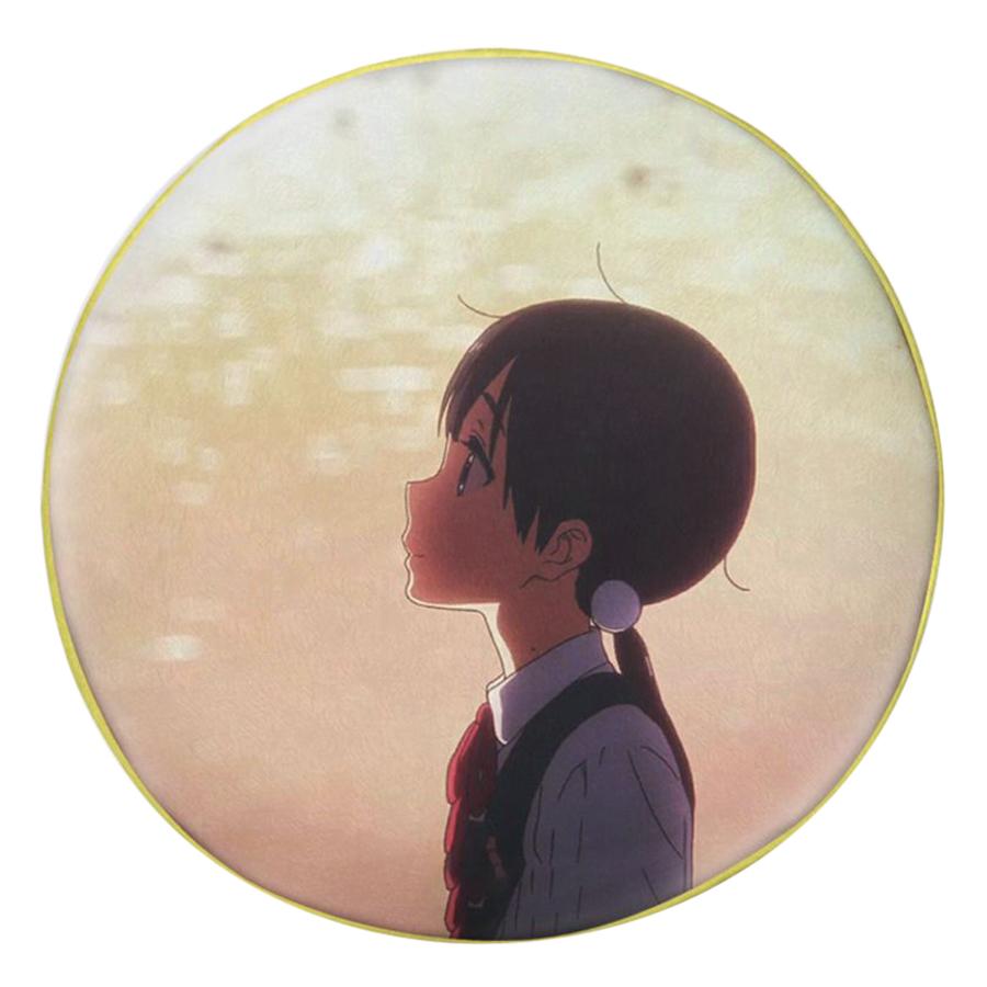 Gối Ôm Tròn In Hình Tamako Kitashirakawa - GOCP328