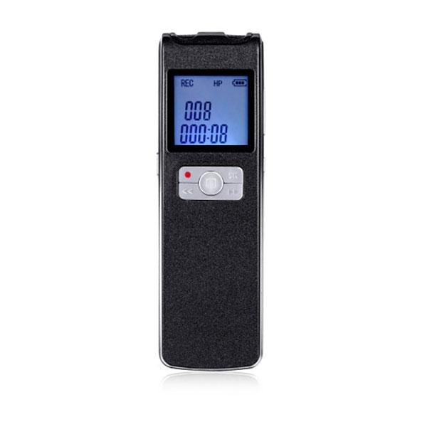 Máy ghi âm pin siêu lâu 15 ngày liên tục GA15