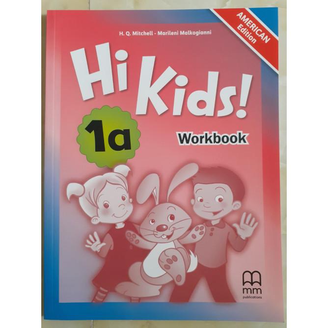 MM Publications: Hi Kids 1a Workbook (American Edition)