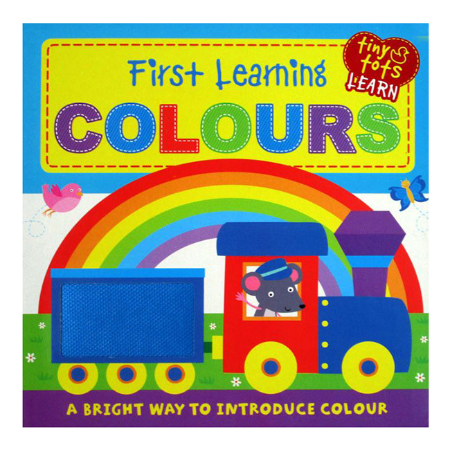 First Learning: Colours