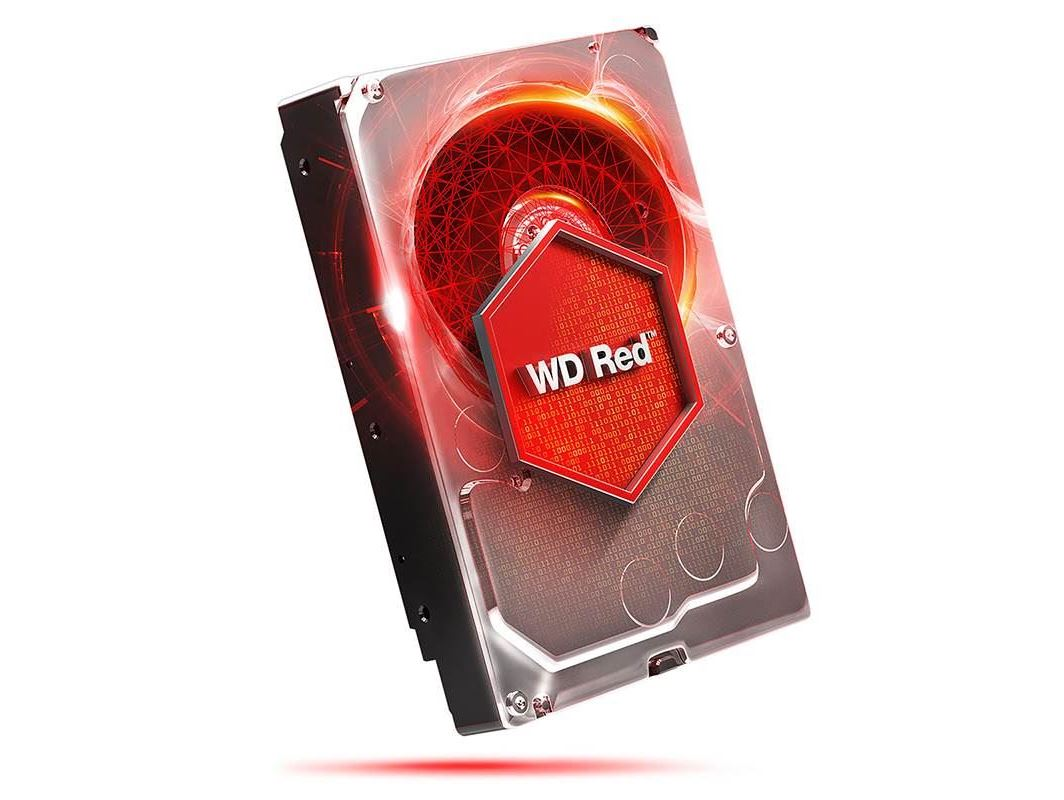 Ổ Cứng HDD NAS WD Red 2TB/265MB/5400/3.5 - WD20EFAX - Hàng chính hãng