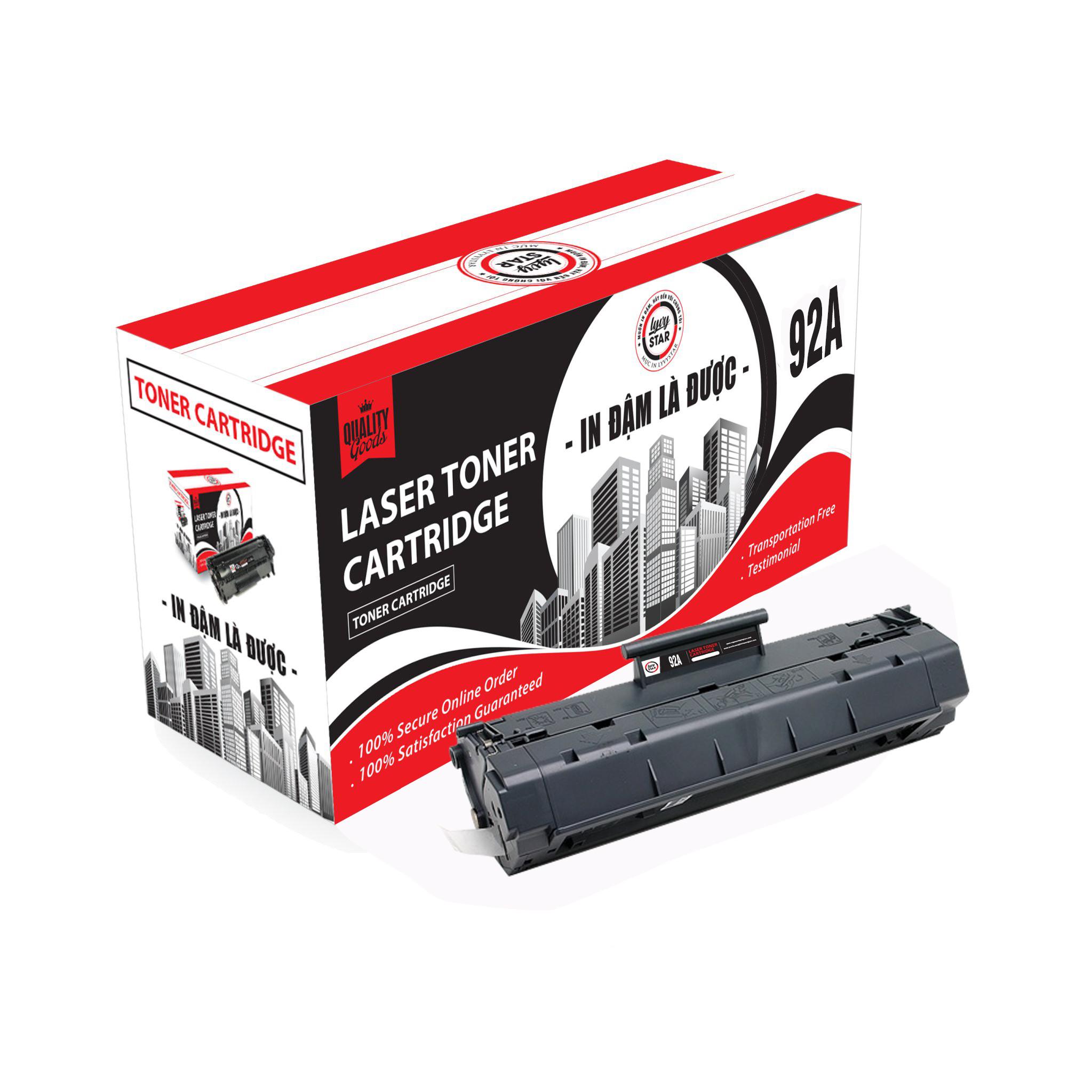 Mực in Lyvystar Laser đen trắng 93A (CZ192A) Khổ A3 dành cho máy HP M435NW - Hàng chính hãng