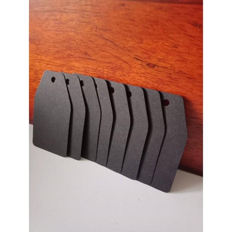 tag trơn đen-100c+20m dây