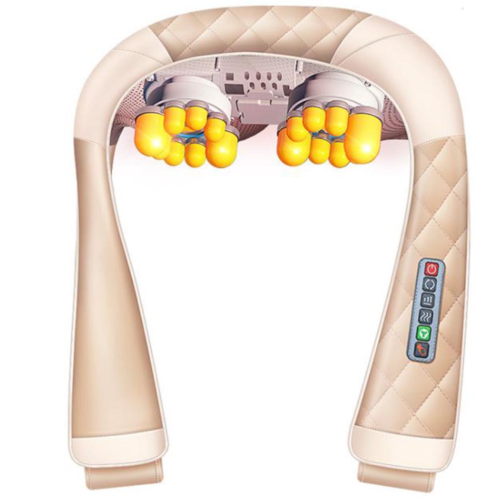 Máy Massage Cổ, Vai Gáy 6 Chức Năng Đi Kèm Công Suất 24W JKR-P1