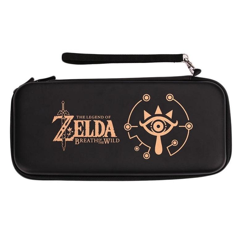 Túi đựng máy chơi game Nintendo Switch In Hình Game Tựa Game Zeldaoem