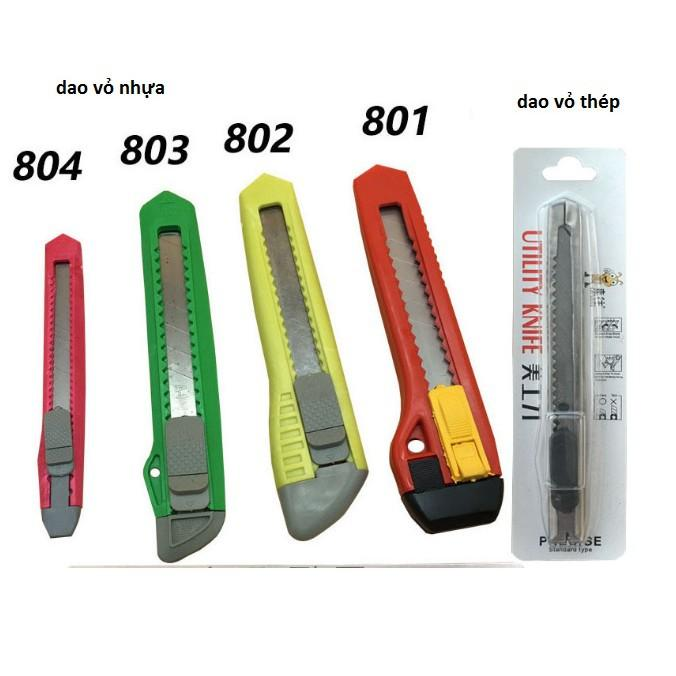 dao rọc giấy giá sĩ đủ size đủ kiểu