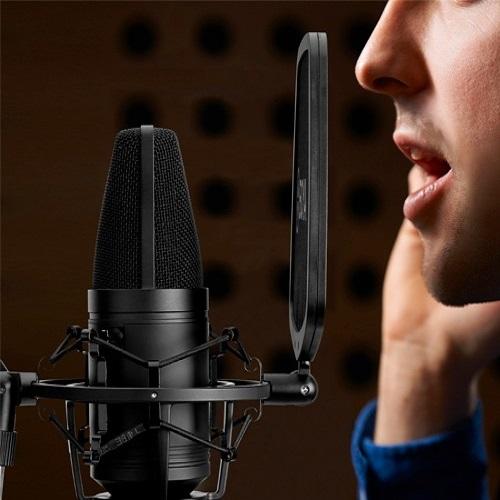 Micro Thu Âm Chuyên Nghiệp BY - M800, Lí Tưởng Thích Hợp Dùng Cho Phòng Thu, Livestreams, Video Vlog - Hàng Chính Hãng