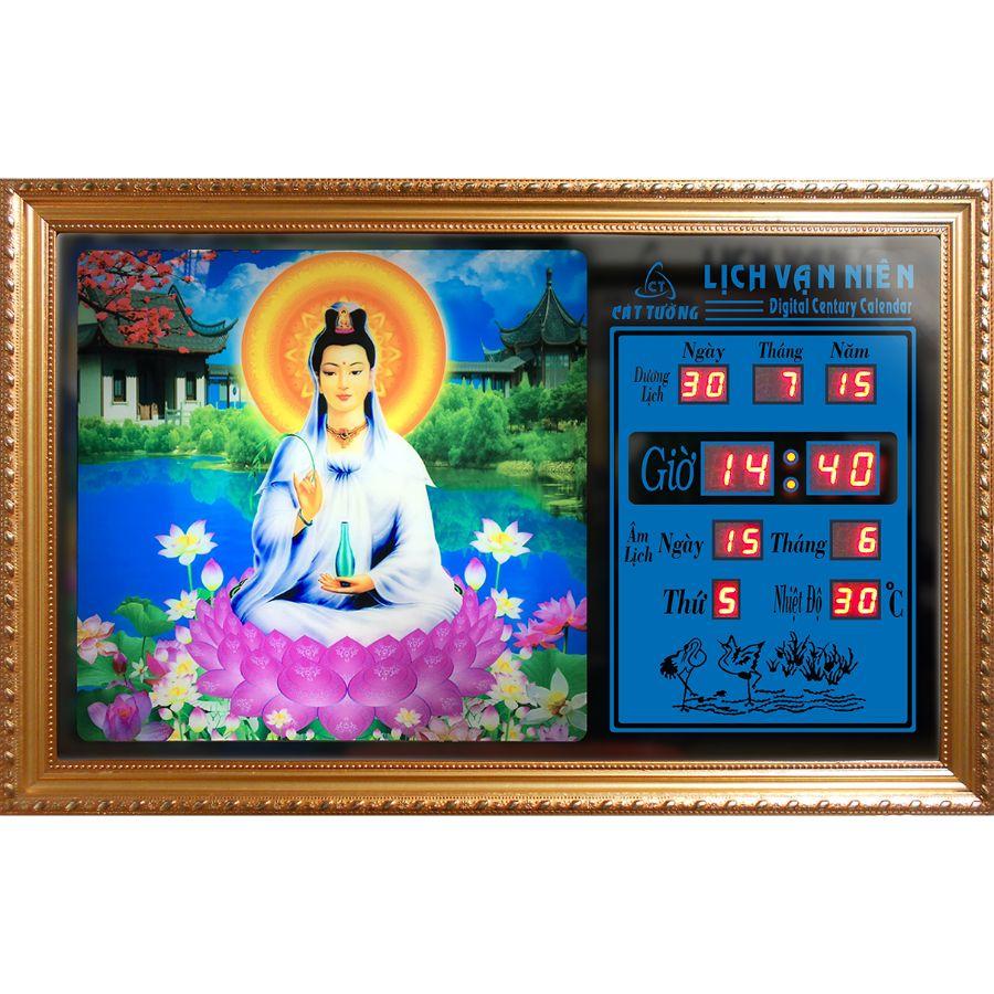 Đồng hồ lịch vạn niên Cát Tường 55637