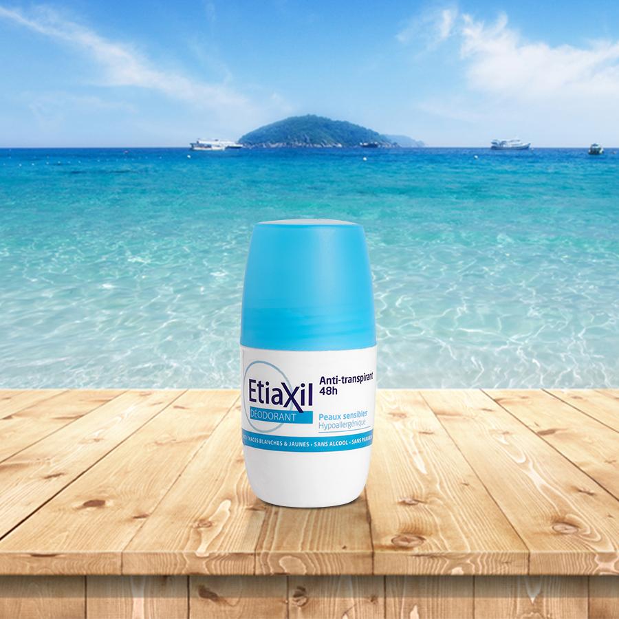 Lăn Khử Mùi Hằng Ngày Etiaxil (50ml)