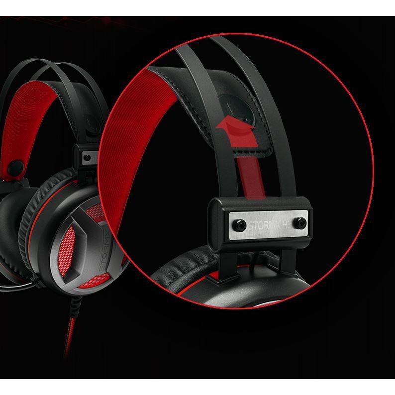 Tai nghe Chụp tai Gaming XENICS H3 7.1 Surround- HÀNG CHÍNH HÃNG