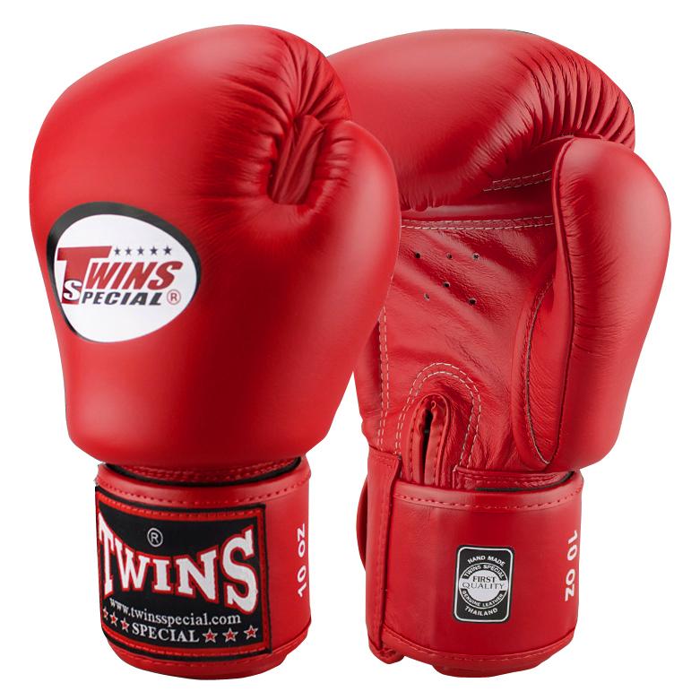 Găng Tay Boxing và Muay Thai Twins Special 14oz - Đỏ