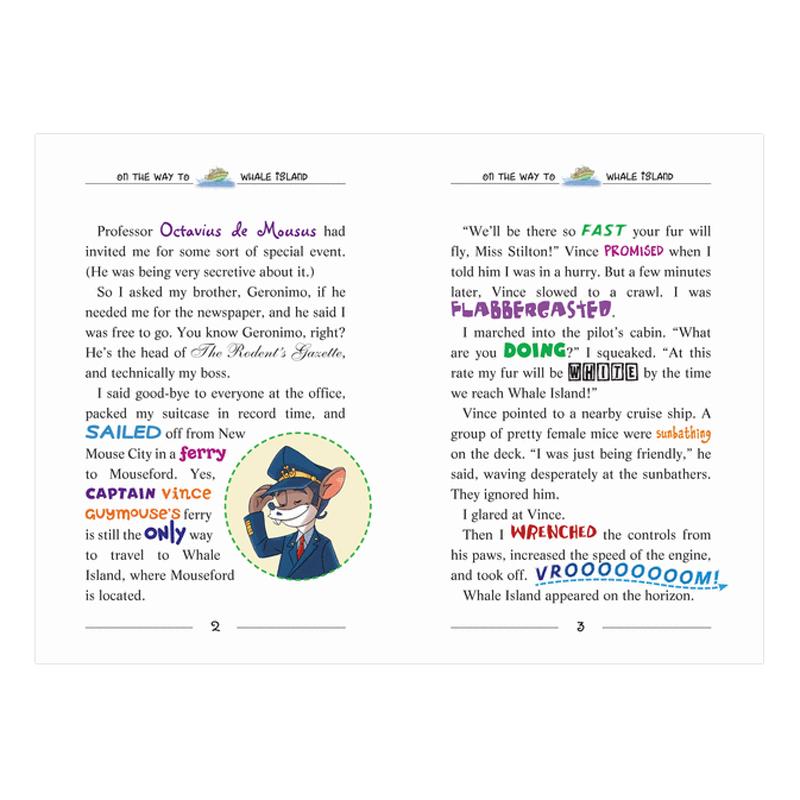 Thea Stilton Book 08: Thea Stilton And The Big Trouble In The Big Apple