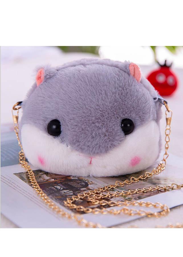 Túi Đeo chéo nữ gấu thời trang cho bé hình chuột CHIOTT44  Shalla