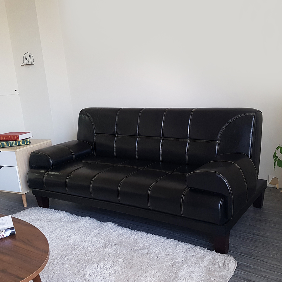 Sofa giường BNS đa năng BNS1809  - Đen