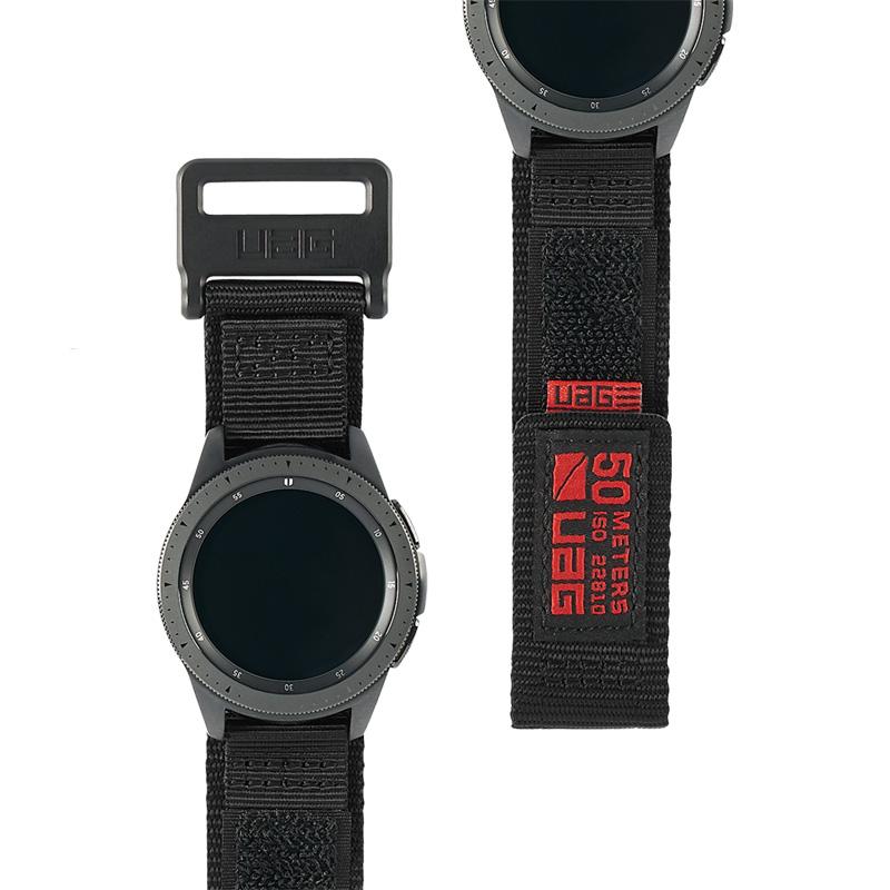 Dây đeo Samsung Galaxy Watch 42mm UAG Active Series - hàng chính hãng