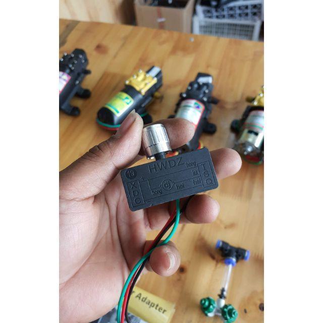 Điều tốc động cơ bình bơm điện   Chiết áp chỉnh lượng nước ,máy bơm 775