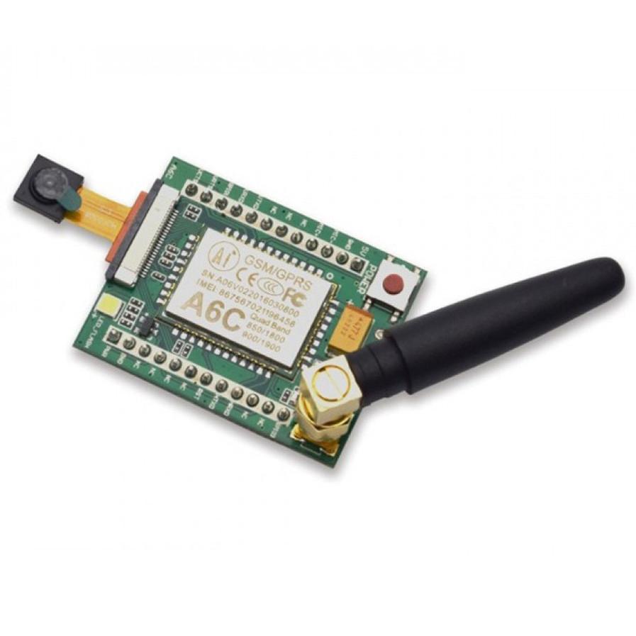 Board mạch GPRS GSM A6C