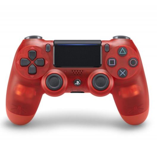 Tay chơi game DualShock 4/Đỏ pha lê CUH-ZCT2G 18 - Hàng Chính Hãng