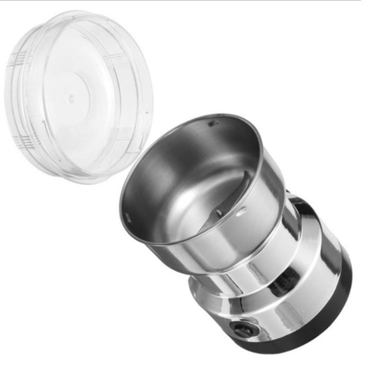 Máy xay tiêu xay cà phê mini đa năng NIMA NM-8300 150W (Bạc)