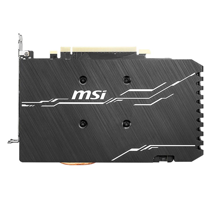 Card Màn Hình VGA MSI RTX 2060 VENTUS XS OC 6GB GDDR6 192 Bit 2 Fan DisplayPort HDMI - Hàng Chính Hãng