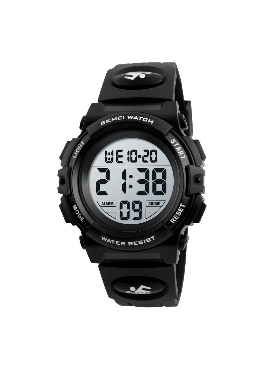 Đồng hồ đeo tay Skmei - 1266BK-Hàng Chính Hãng