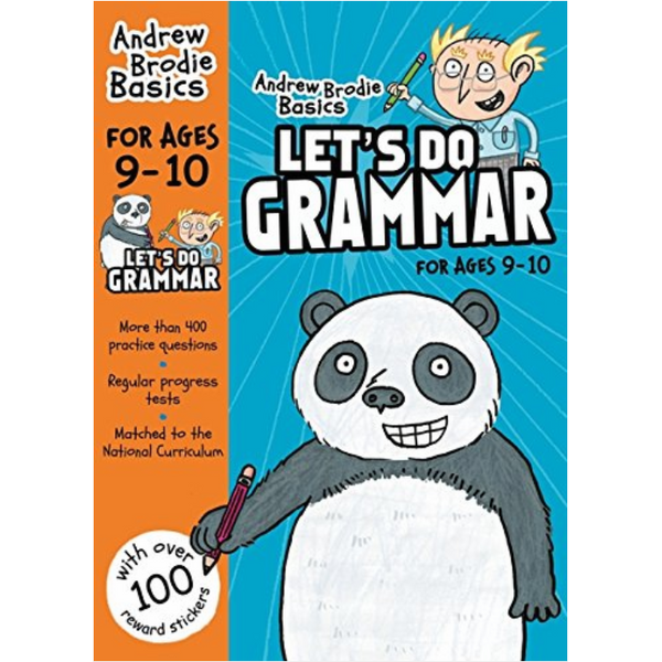 Let's do Grammar 9 - 10
